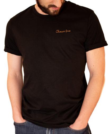 T-shirt Chauve time personnalisable