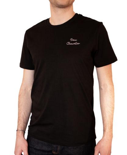 T-shirt Preux chauvalier personnalisable