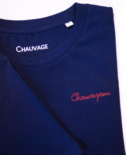T-shirt Chauvage Chauvageon personnalisable